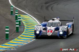 #1 Sébastien BUEMI  – Toyota Racing