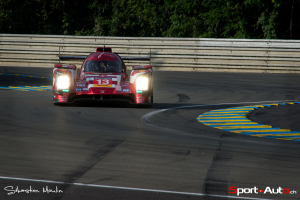 #13 – Alexandre IMPERATORI (CH) - Rebellion Racing