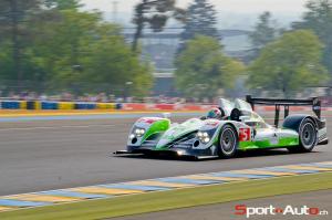 Hope Racing aux 24h du Mans 2011