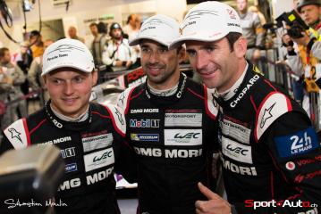 24h du Mans 2015 – Après Jo Siffert, Neel Jani s'offre la pole !