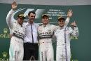F1 – GP d'Autriche: Nico Rosberg en tête du début à la fin – Pas de points pour Sauber, abandon pour Grosjean