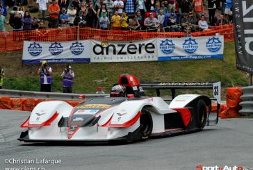 Ayent-Anzère – Nouveau record et victoire pour Joël Volluz – Triplé Valaisan.