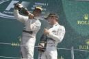 F1 – Victoire de Lewis Hamilton dans un GP de Grande-Bretagne à rebondissements. Occasion manquée pour Sauber