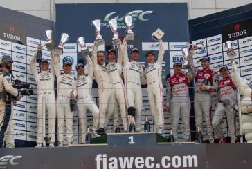FIA WEC – Magnifique doublé des Porsche 919 Hybrid aux 6e Heures du Nürburgring.