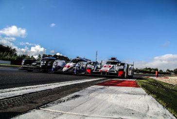 Le FIA WEC fait sa rentrée au Nürburgring