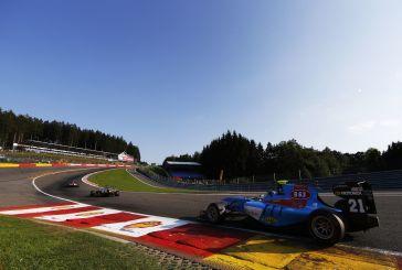 GP3 – Mathéo Tuscher au pied du podium à Spa-Francorchamps, Ralph Boschung et Alex Fontana marquent des points