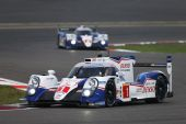 FIA WEC – Texas Test für Toyota Gazoo Racing