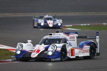 FIA WEC – Texas Test für Toyota Gazoo Racing