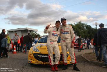 Rallye du Suran: Victoire et 8e titre pour Hotz!   Rizzi titré en VHC