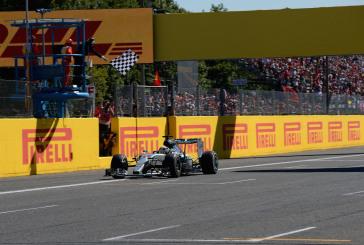 F1 : Lewis Hamilton survole le Grand-Prix d'Italie – des points pour Sauber