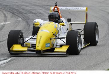 Slalom de Drognens – Egli signe un nouveau temps scratch, le titre se jouera à Ambri