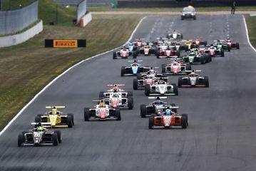 ADAC Formel 4 – Zweiter Sieg für Joel Eriksson in Oschersleben