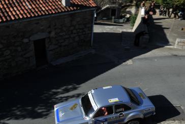 Tour de Corse Historique: podium pour Gonon!