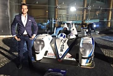 Gary Hirsch sacré Champion d'Europe 2015 Le Mans Series LMP2