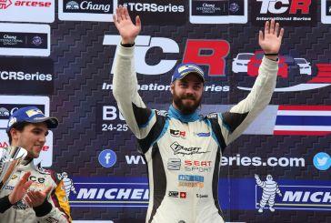 Stefano Comini remporte sa cinquième victoire en TCR