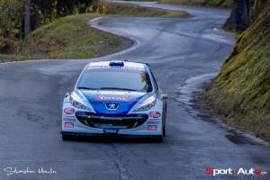 3e : Rossetti Luca - Chiarcossi Matteo (Peugeot 207 S2000 )