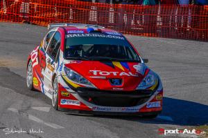 2e : Vouilloz Nicolas - Klinger Nicolas (Peugeot 207 S2000 )