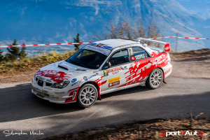 2e : Gonon Florian - Arlettaz Sandra (Subaru Impreza)