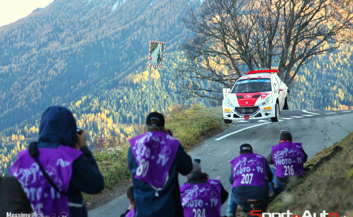 RIV – Breen moves one step closer to ERC Rallye du Valais victory
