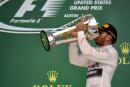 F1 – GP USA : Hamilton gagne un Grand-Prix à spectacle et devient triple champion du monde