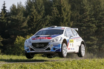 ERC Final in Valais, Craig Breen versus all