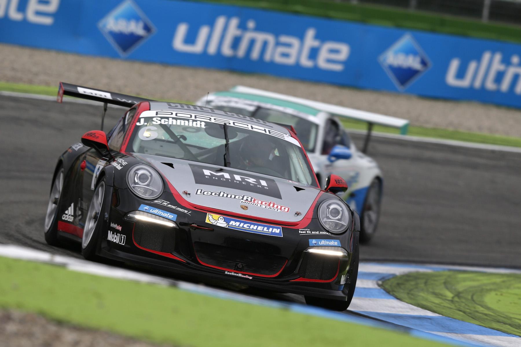 Porsche Carrera Cup Deutschland Final Sprint To Season