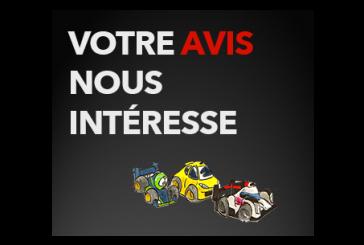 Grand sondage Sport-Auto.ch