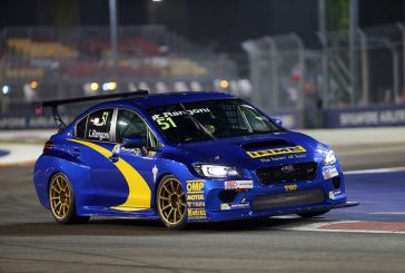 Alain Menu en TCR International Series