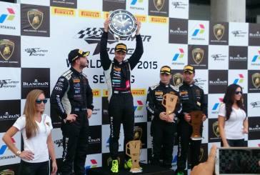 Lamborghini Super Trofeo – Patric Niederhauser remporte la finale mondiale