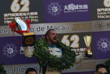 Stefano Comini rentre dans l'histoire en devenant le premier champion du TCR