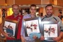 Remise des prix du Championnat Fribourgeois – Benjamin Devaud champion !