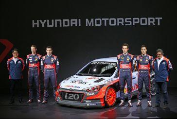 WRC – Hyundai présente sa nouvelle arme