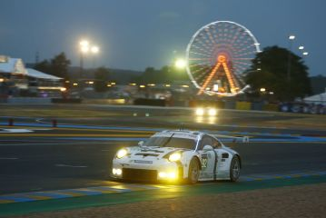 Porsche remains the strongest marque at Le Mans