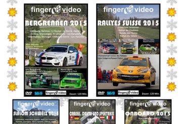 Revivez les Championnats Suisses 2015 en vidéo avec Finger Video