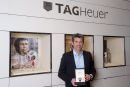 Ambassadeur d'une manufacture horlogère suisse, Patrick Dempsey a fêté son 50e anniversaire