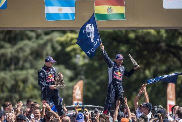 Stéphane Peterhansel remporte son douzième Dakar