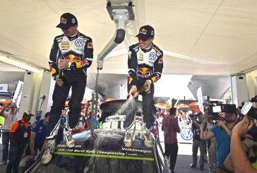 Jari-Matti Latvala s'impose au Mexique, Sébastien Ogier augmente son avance