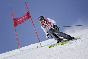 Nico Müller visits Audi quattro Ski Cup finale