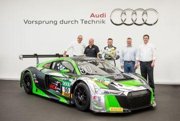 ADAC GT Masters – Rahel Frey continue avec le Yaco Racing sur une nouvelle Audi R8 LMS