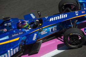 Simona de Silvestro (Andretti) 14e