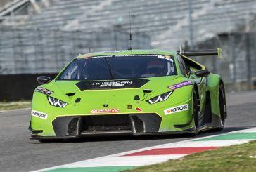 12H Mugello – Christian Engelhart offre la pole à la Lamborghini GRT Grasser Racing Team