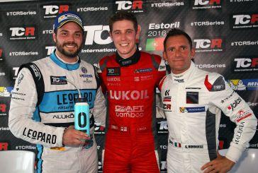 TCR – Stefano Comini monte sur les podiums d'Estoril