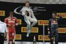 F1 – GP de de Chine: Nouvelle victoire pour Rosberg- Grosjean fantomatique
