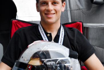 Gary Hirsch nouveau pilote réserve et développement du Team Rebellion Racing