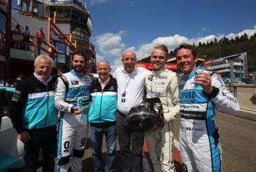 TCR – Stefano Comini sur le podium de Spa-Francorchamps