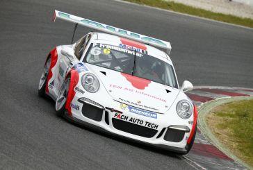 Porsche Supercup – Fin de l'intersaison pour Philipp Frommenwiler
