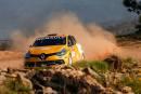 Rallye du Portugal : Mission accomplie pour Michael Burri et Anderson Levratti !