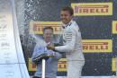 F1 – GP de Russie: Quatre à la suite pour Nico Rosberg – Grosjean renoue avec les points