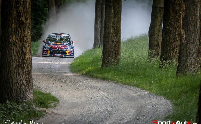 Le Rallye du Chablais 2017 en Coupe d'Europe ?