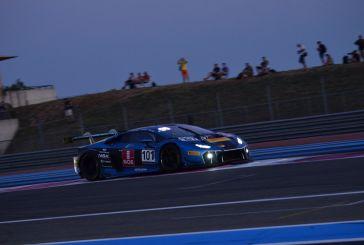 Blancpain GT Series – Top 10 pour Patric Niederhauser